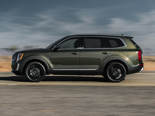 2020 Kia Telluride SX All-wheel Drive