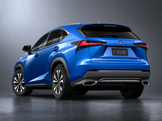 2020 Lexus NX 300 300 Luxury All-wheel Drive