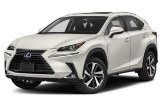 2020 Lexus NX 300h 300h Hybrid Luxury All-wheel Drive