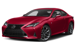 2020 Lexus RC 300 RC 300 F SPORT 2dr All-wheel Drive Coupe