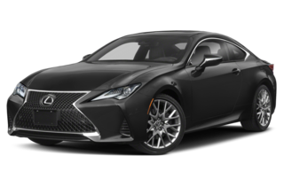 2020 Lexus RC 350 RC 350 Base 2dr All-wheel Drive Coupe