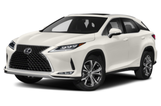2020 Lexus RX 450h RX 450h Base 4dr All-wheel Drive