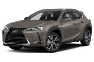 2020 Lexus UX 200 UX 200 Luxury 4dr Front-wheel Drive