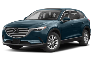 2020 Mazda CX-9 CX-9 Touring 4dr Front-wheel Drive Sport Utility