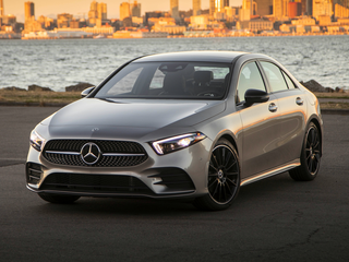 2020 Mercedes-Benz A-Class A 220 All-wheel Drive 4MATIC