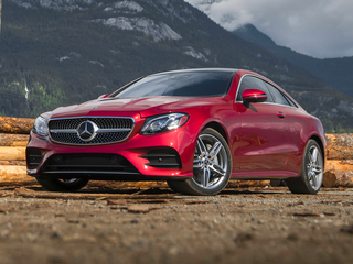 2020 Mercedes-Benz E-Class E 450 2dr All-wheel Drive 4MATIC Coupe