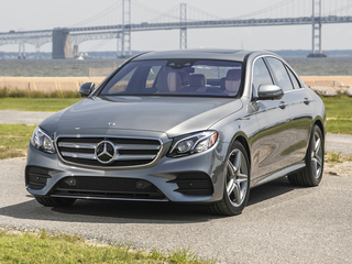 2020 Mercedes-Benz E-Class E 450 All-wheel Drive 4MATIC Sedan