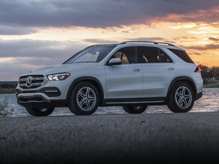 2020 Mercedes-Benz GLE 450 GLE 450 All-wheel Drive 4MATIC