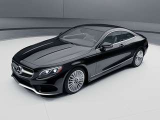 2020 Mercedes-Benz S-Class S-Class Base S 560 2dr All-wheel Drive 4MATIC Coupe