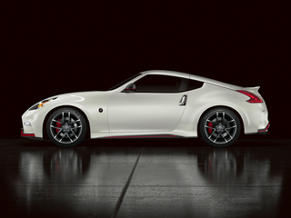 2020 Nissan 370Z NISMO (M6) Coupe