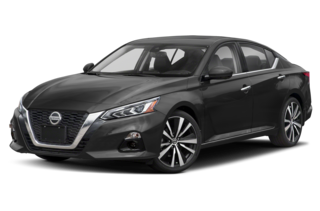 2020 Nissan Altima Altima 2.5 Platinum 4dr All-wheel Drive Sedan