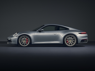 2020 Porsche 911 Carrera S Rear-wheel Drive Coupe