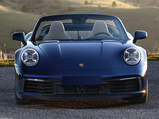 2020 Porsche 911 Carrera S Rear-wheel Drive Cabriolet