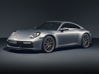 2020 Porsche 911 Carrera 4S All-wheel Drive Coupe