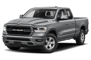 2020 RAM 1500 1500 Big Horn/Lone Star 4x4 Quad Cab 140.5 in. WB
