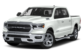 2020 RAM 1500 1500 Limited 4x2 Crew Cab 144.5 in. WB