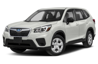 2020 Subaru Forester Forester Base 4dr All-wheel Drive