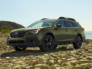 2020 Subaru Outback Outback Limited 4dr All-wheel Drive