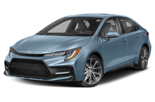 2020 Toyota Corolla SE (Manual)