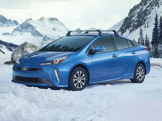 2020 Toyota Prius Prius LE 5dr AWD-e Hatchback