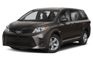 2020 Toyota Sienna XLE 7 Passenger All-wheel Drive