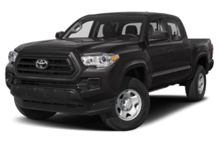 2020 Toyota Tacoma Tacoma TRD Off Road V6 4x2 Double Cab 127.4 in. WB