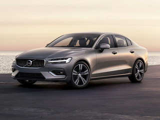 2020 Volvo S60 S60 T6 Inscription 4dr All-wheel Drive Sedan